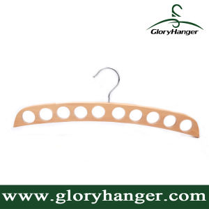 Scarf / Belt Wooden Hanger for Display (GLHH203) pictures & photos