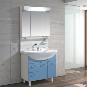 2015 China PVC Bathroom Cabinet (T80)
