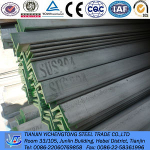 Hot Rolled SUS304 Stainless Steel Equal Angle Bar pictures & photos