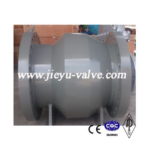 Wcb Carbon Steel Axial Flow Type Check Valve pictures & photos