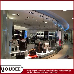 Custom Shopfitting, Luggage Display Stand/ Fixtures for Shopping Mall pictures & photos