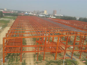 Steel Structure and Tube Truss and Space Frame pictures & photos