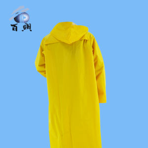 Hot Selling PVC/Polyester Rainwear for Adult pictures & photos