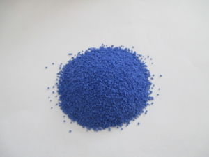 Blue Colored Speckles with High Quality for Detergent Powder pictures & photos