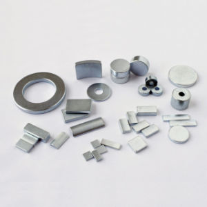 Pot, Disc, Blook, Bar Permanent Ceramic/Ferrite Magnet