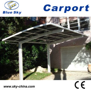 Strong and Durable Aluminium Frame High Snow Load Carport pictures & photos