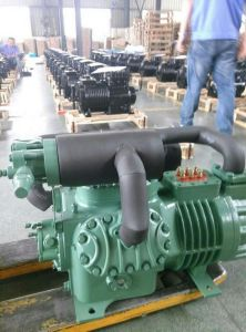 Resour Piston Semi-Hermtic Reciprocating Refrigeration Compressor pictures & photos