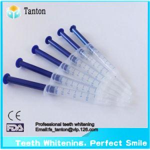 Dental Gel Syringe Teeth Whitening Gel 3ml