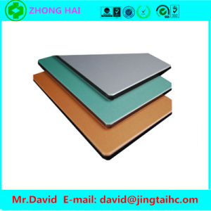 2014 Lastest PVDF Pre-Painted Aluminum Composite Panel for Wall Decoration pictures & photos