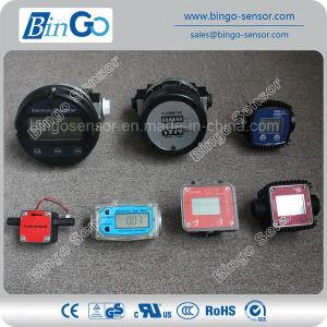 Diesel Flow Meter, Oval Gear Flow Meter for Oil, Fuel pictures & photos