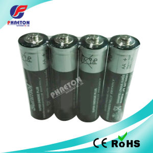 AAA R03 Carbon Battery Shrink Package pictures & photos