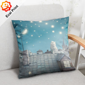 Custom Made Printed Cushion Cover