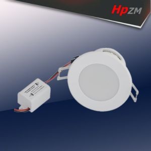 Hpzm Round LED Bulb White LED Ceiling Lamp pictures & photos