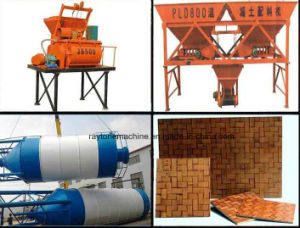 Qt8-15b New Design Fully Automatic Brick Making Machine pictures & photos