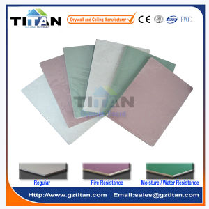 United Decorative Gypsum Board 9mm