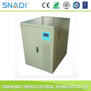 7kw Three-Phase Frequency Power Inverter Pure Sine Wave Inverter pictures & photos