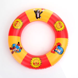 PVC Inflatable Children Colorfull Swim Ring pictures & photos