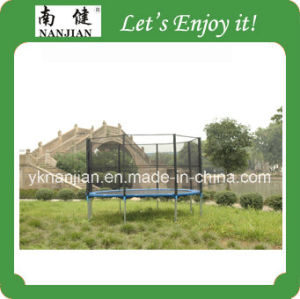 Nanjian Wholesale 12ft Bungee Trampoline for Sale pictures & photos