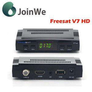 New Design DVB-S2 Freesat V7 HD Receiver pictures & photos