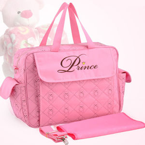 Nylon Mommy Bag Baby Diaper Bag Pratical Handbag (SY6183) pictures & photos