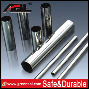Ss316 Stainless Steel Round Decorative Pipe P-18 pictures & photos