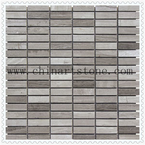 Simple Marble Mosaic Tile for Wall or Floor pictures & photos