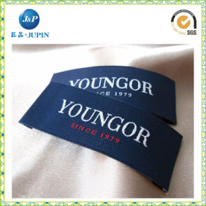 Wholesale Garment Woven Label/Tag/Customized Clothing Label Printing for Lingerie (JP-CL056) pictures & photos