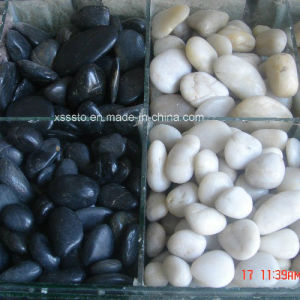 High Quality Garden Carving Granite Pebble Stone pictures & photos