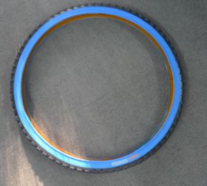 Colored Sidewall Bicycle Tires pictures & photos