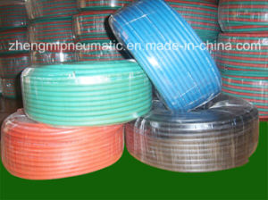 Tensile Wire Braided Rubber Hose (ID: 8mm) pictures & photos