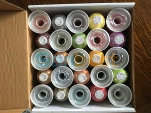 Different Color Embroidery Thread & Sewing Thread on Small Reels pictures & photos