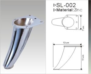Sofa Leg Footings Furniture Hardware with Top Quality (SL-071) pictures & photos