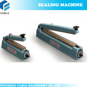 Aluminum Copper Pouch Manual Impluse Automatic Plastic Film Sealer (PFS-200) pictures & photos
