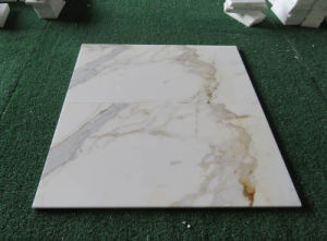 Calacatta Golden Marble, Marble Flooring Tile for Kitchen pictures & photos