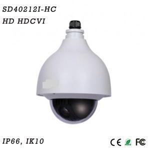 2 Megapixel Mini Hdcvi PTZ Dome Camera{SD40212I-Hc} pictures & photos