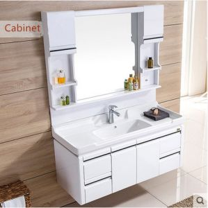 Modern Waterproof Customized MDF Bathroom Furniture pictures & photos