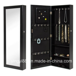 Best Selling Mirror Jewelry Cabinet pictures & photos