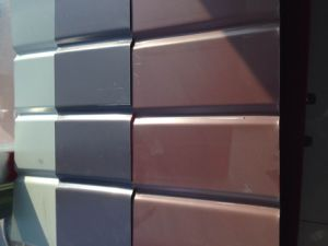 Alloy Roofing Sheet Facade Decoration Building Materials pictures & photos