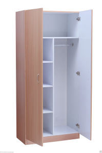 3 Doors Bedroom Furniture Wardrobe pictures & photos