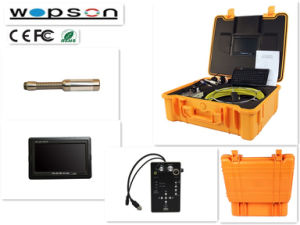 Professional Sewer Pipe Inspection Camera with 512Hz Transmitter pictures & photos