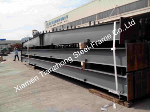 Painted Prefabricated Steel Structure Warehouse pictures & photos