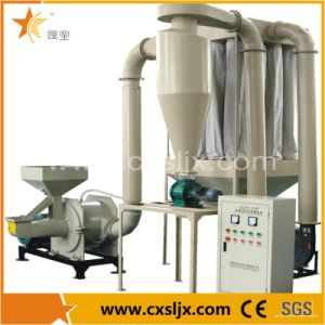 PVC Plastic Granules Milling Machine pictures & photos
