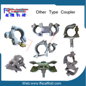 89*48.3mm Scaffolding Double Coupler (FF-0003) pictures & photos