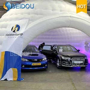 Factory Customized Inflatable Party Marquee Event Car Garage Dome Wedding Tents Inflatable Tent pictures & photos