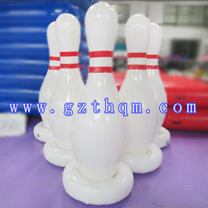 PVC Inflatable Bowling Ball/Indoor Inflatable Bowling Sports Game pictures & photos