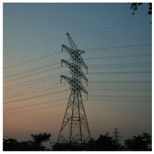High Quality 400kv Transmission Line Towers/Steel Strucure