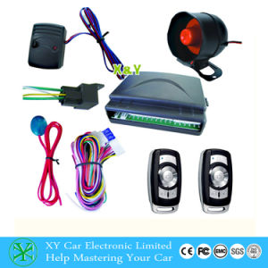 One Way Car Alarm System, Remote Control Car Alarm