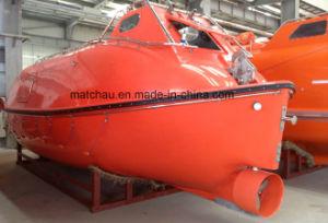 55kn Gravity Luffing Arm Davit Le55-1 pictures & photos