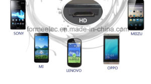 LCD Mini Projector for Tablet PC Smartphone pictures & photos