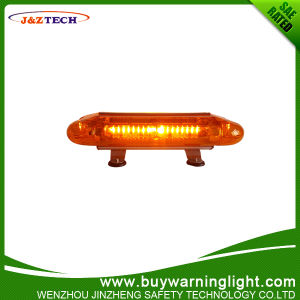 Half Size Amber LED Warning Light Bar